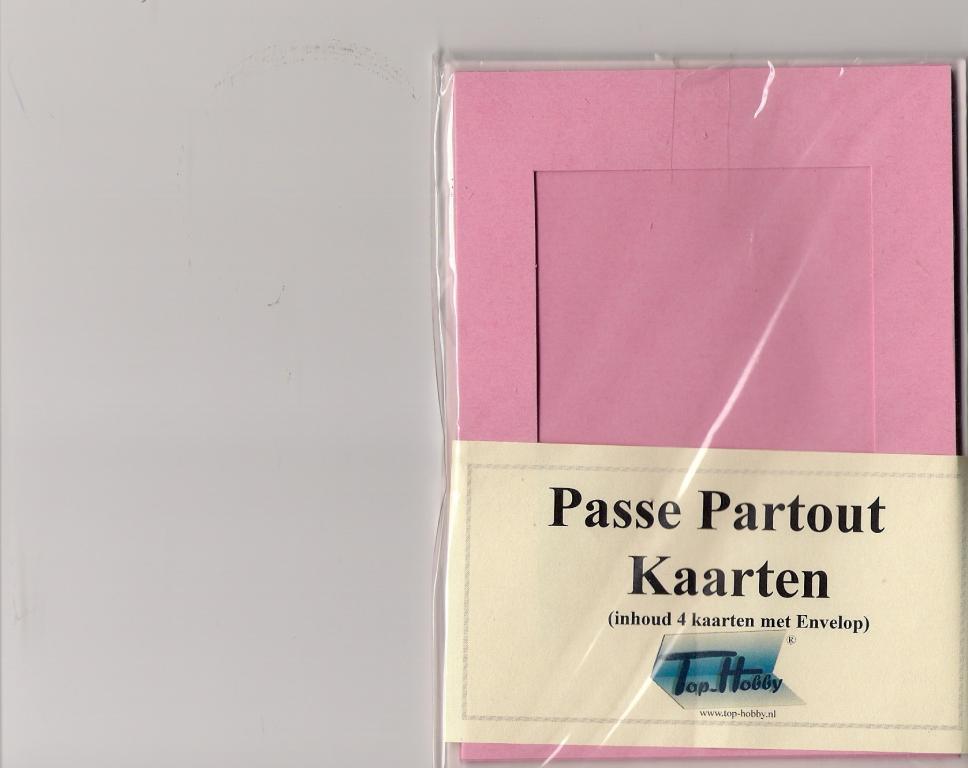 Passe Partout Kaarten.Passe Partout Kaarten